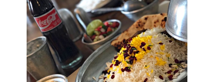 Rouhi Restaurant is one of Favorites.