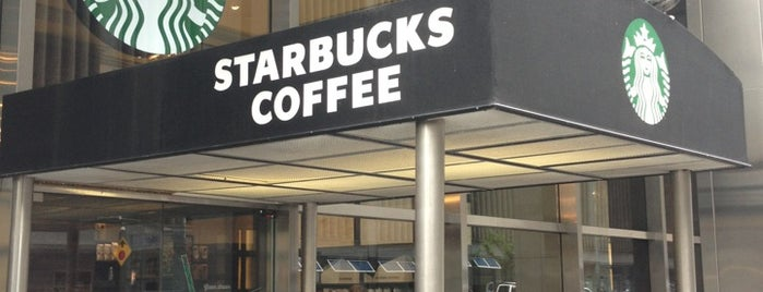 Starbucks is one of Play Like a Local: Regular NYers Doing What We Do.