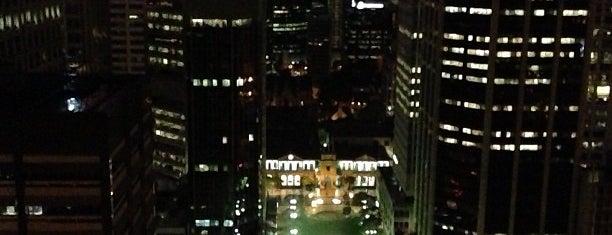 Sofitel Brisbane Central is one of Lieux qui ont plu à BoyJupiter.