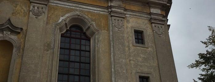 Vysoká is one of Poklady CZ.
