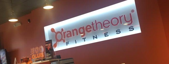 Orangetheory Fitness is one of Tempat yang Disukai Dave.