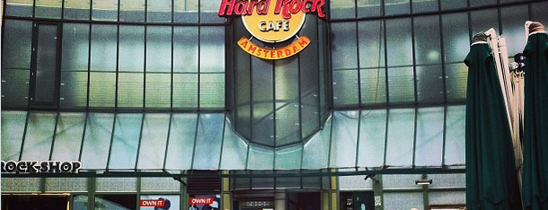 Hard Rock Cafe Amsterdam is one of Amsterdam.