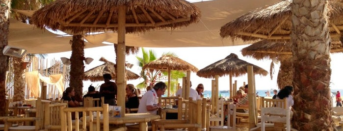 Palm Beach Bar & Restaurant is one of cape verde.