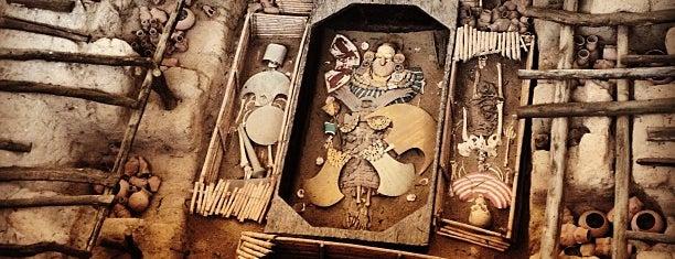 Tumba del Señor de Sipán is one of Perú 02.