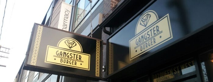 Gangster Burger is one of The T-O Burger List.