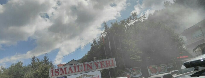 İsmail'in Yeri-Bolu Dağı Et Lokantası is one of Lieux qui ont plu à ömer.