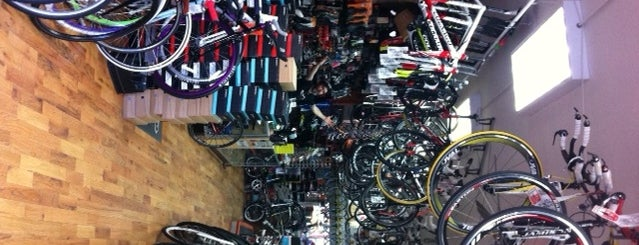 Echelon Cycles is one of NYC Best Shops.