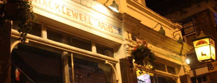 Shacklewell Arms is one of Locales that I enjoy.