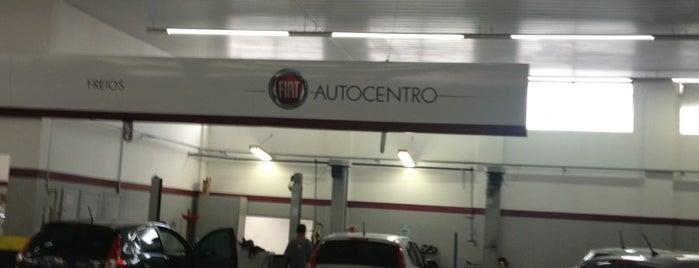 Amazonas Fiat Centro de Serviços is one of สถานที่ที่ Jacqueline ถูกใจ.