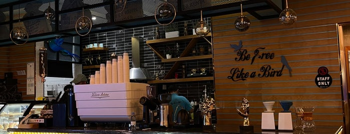 Quetzal Café is one of Tempat yang Disimpan Queen.