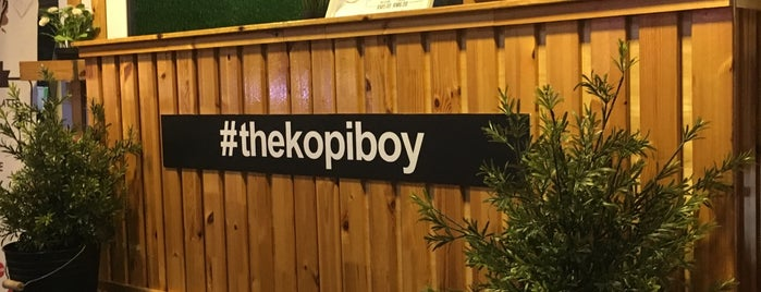 The Kopiboy is one of Makan2.