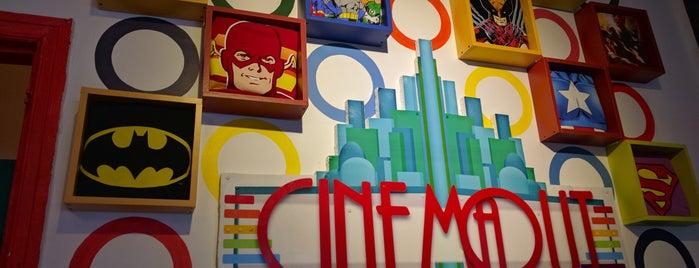 Videoclub CinemaOut is one of Lo mejor en Col. Juárez CDMX.