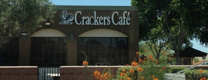 Crackers & Co. Café is one of Local Gems.