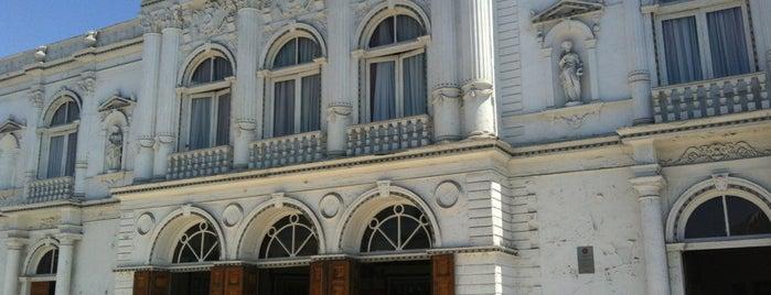 Teatro Municipal De Iquique is one of The #AmazingRace 23 travel map.
