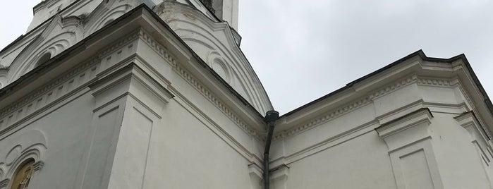 Богоявленский Собор is one of Locais curtidos por Elena.