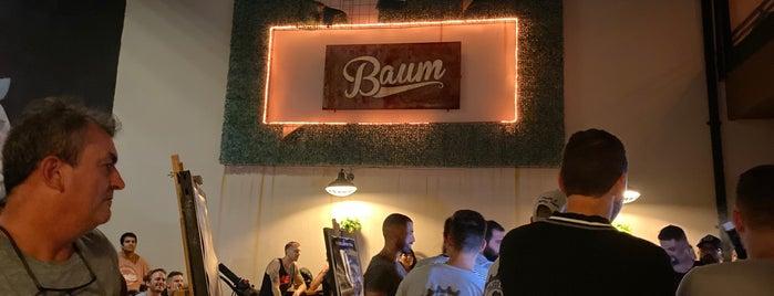Baum Caballito is one of Buenos Aires sin gluten.