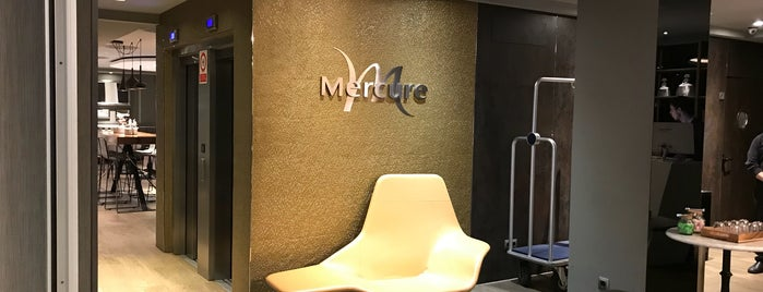 Mercure Madrid Centro is one of Madrid-Tips.