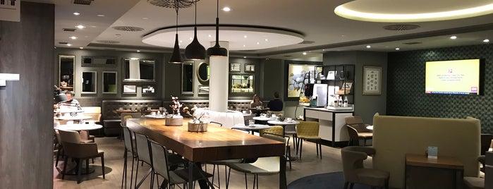 Mercure Breakfast Room is one of Madrid.