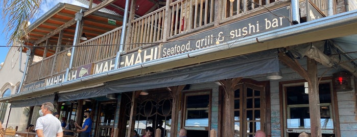 Mahi-Mahi is one of food.