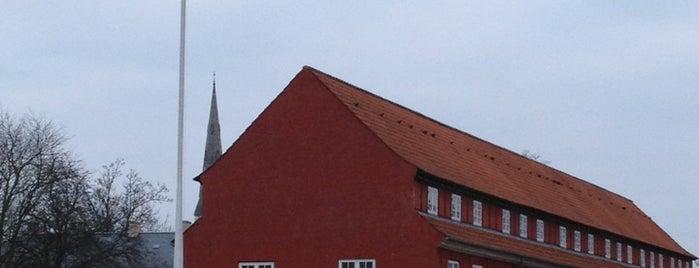 Kastellet is one of København - Copenhagen - Kodaň.