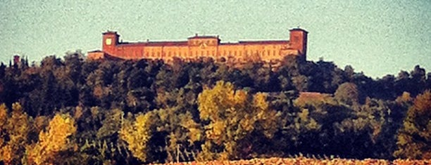 Castello Di Montalto is one of Luoghi della regione Padana.