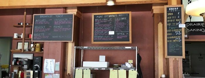 Prairie Thunder Baking Company is one of Oklahoma City Eats.