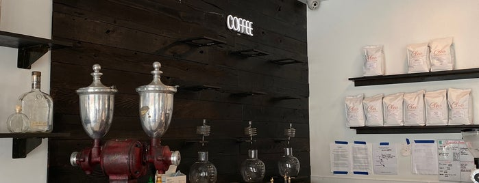 Cavo Coffee is one of Lieux qui ont plu à Samah.