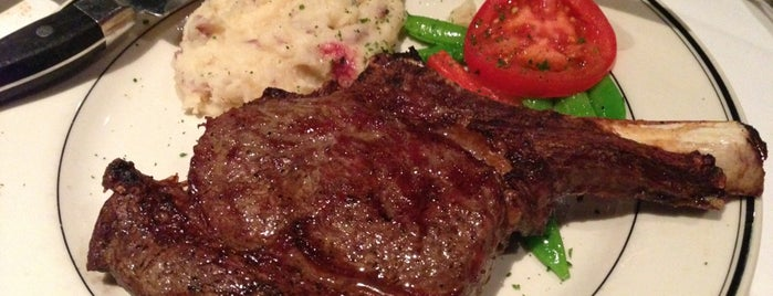 Silver Fox Steakhouse is one of * Gr8 Dallas Area Steakhouses.