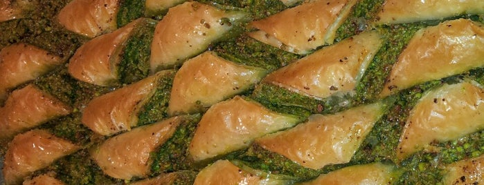 Koçak Baklava is one of Gaziantep.