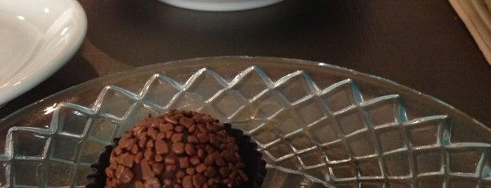 Saint Chocolat is one of Coffee & Tea.
