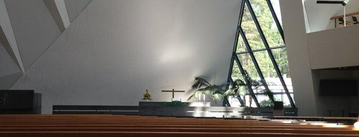Hyvinkään kirkko is one of helsinki.
