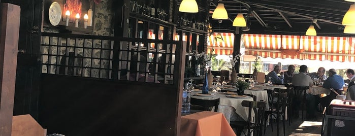 La Casona De Cerdeño is one of Comida, Restaurantes, etc..