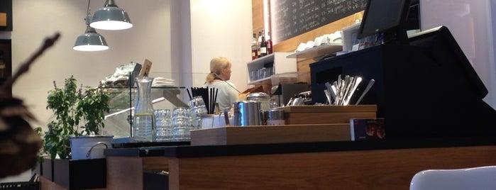 Kreipe's Coffee Time is one of Hnr food.