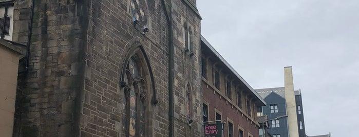 Stramash is one of Edinburgh.