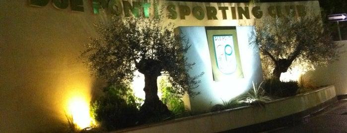 Due Ponti Sporting Club is one of สถานที่ที่ Marco ถูกใจ.