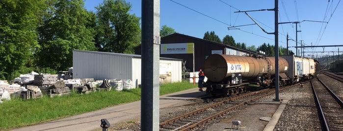Bahnhof Gisikon-Root is one of schon gemacht 2.