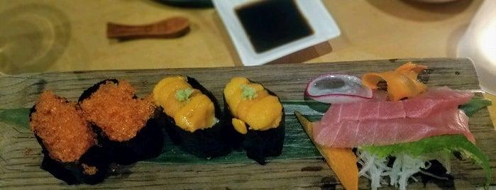 Kuma Sushi + Sake is one of O 님이 좋아한 장소.