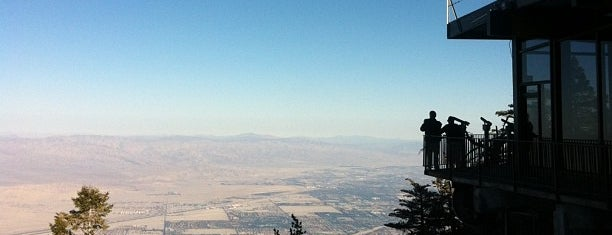 Mountain Station - Palm Springs Aerial Tramway is one of USA Trip 2013 - The Desert.