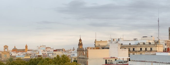 La Terraza - Inglaterra is one of Seville.