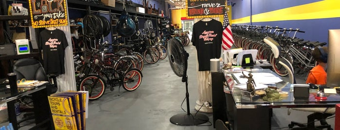FreeWheelin' Bike Tours is one of New Orleans - to try.