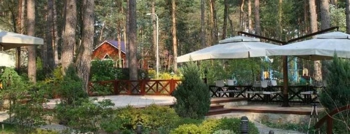 Grand Admiral Resort & SPA is one of Киев.