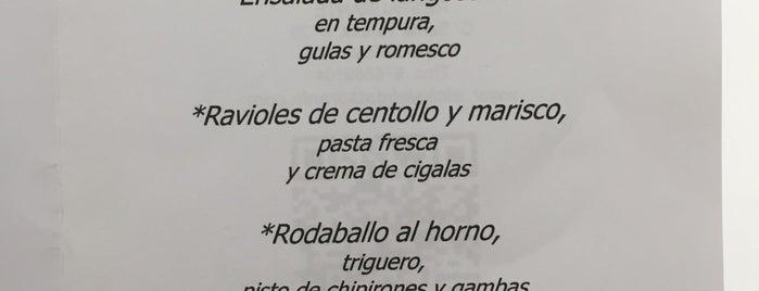 El Chalet Restaurante is one of Zaragoza.