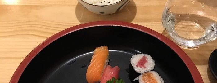 Tokyo Sushi Gracia is one of Lugares guardados de Mar.