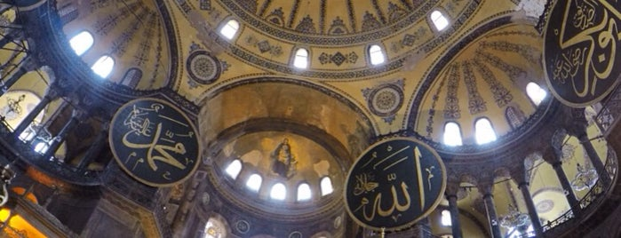 Hagia Sophia is one of istanbul cool places_02.