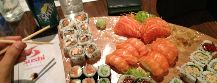Sushi Drive is one of Sushi in Porto Alegre.