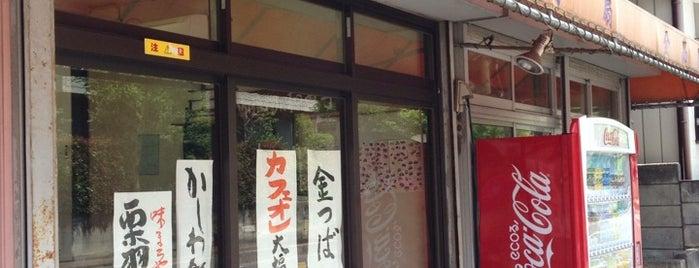 菊扇 柳瀬川駅前店 is one of 東上線方面.