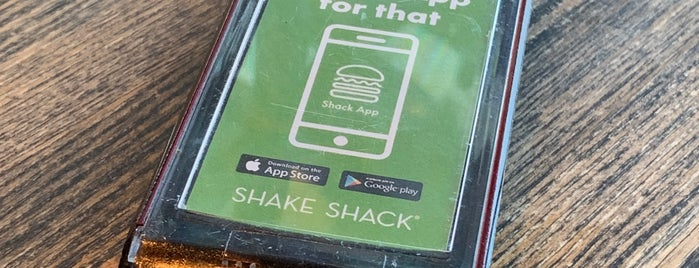 Shake Shack is one of MCO.