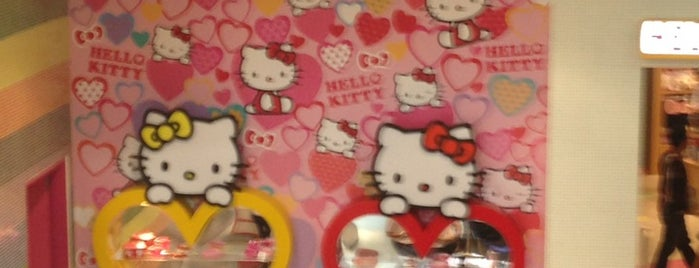 Sanrio Hello Kitty Town is one of Jalan-jalan Malaysia.