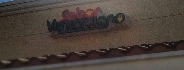 Sabor Venezolano is one of Venezuelan Restaurants.