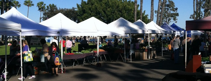 Wednesday Farmers Market is one of Long Beach.
